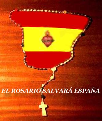 CARTA ABIERTA SOBRE EL ROSARIO POR ESPAÑA