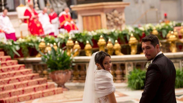 Rito Del Matrimonio Catolico Fuera De La Misa : Homilía del papafrancisco en la santa misa con el rito