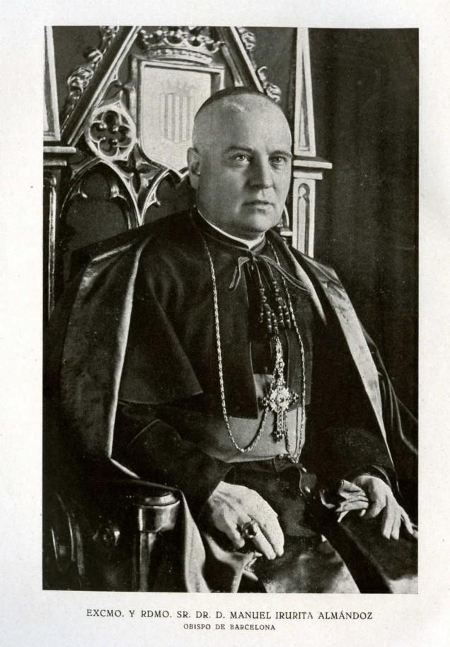 bisbe irurita